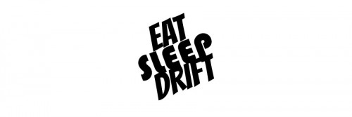 Aufkleber EAT SLEEP DRIFT